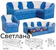 Угловой диван Светлана