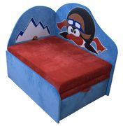Детский диван Малютка-Мини Аппликация