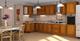Кухня Платинум Вишня Форема коричневая патина
