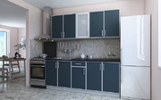 Кухня Винтаж Графит