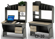 Стол компьютерный Серия СУ-20,26