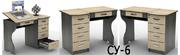 Компьютерный стол Серии СУ-1,2,5,6