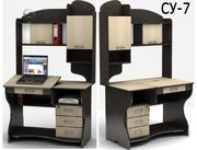 Компьютерный стол Серии СУ-7,10,11,12,13