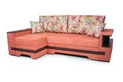 Угловой диван Марсель (блюз)